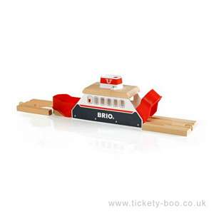 Ferry Ship for Railway by Brio
