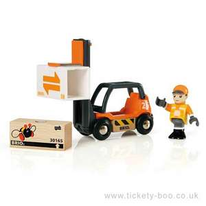 Forklift by Brio