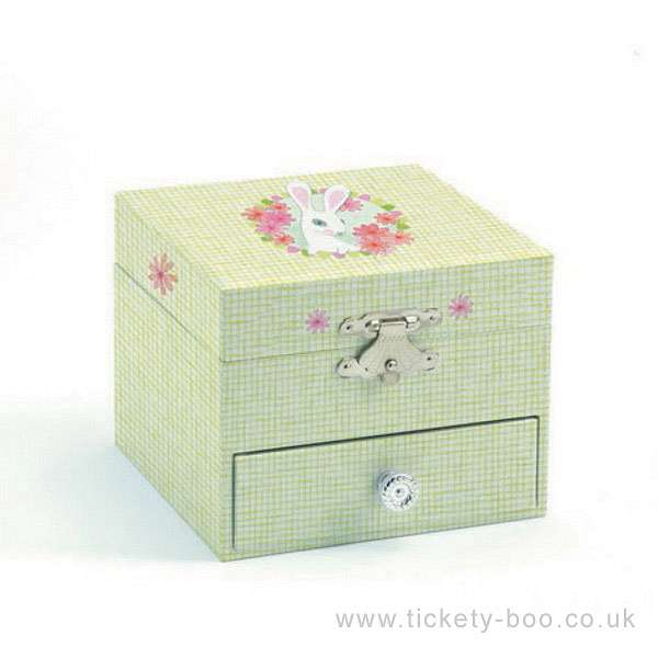 The Rabbits Song Musical Box by Djeco