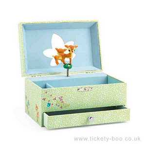The Fawn's Song Musical Box by Djeco