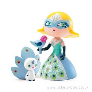 Columba & Ze Birds Princess Arty Toy by Djeco