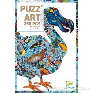 Dodo 350 pcs Puzz'Art by Djeco