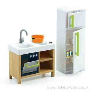 The Compact Kitchen by Djeco