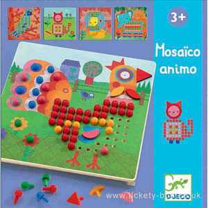 Mosaico Animo by Djeco