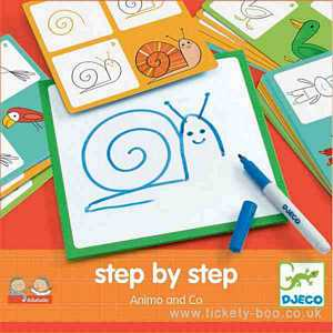 Step by Step - Animals & Co by Djeco