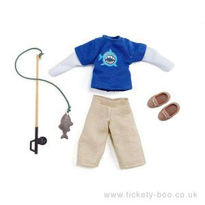 Gone Fishing Accessories from Lottie